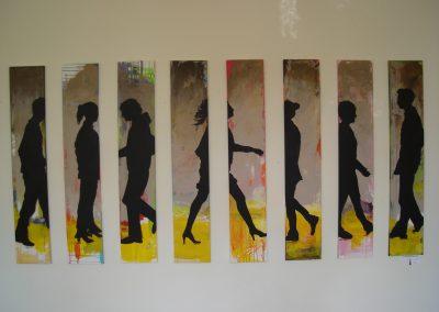 Sie sind groß und können laufen © Diane Schless